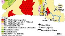 Desert Gold Acquires Strategic Land Package from Altus Strategies PLC
