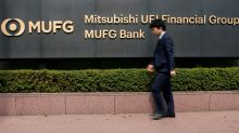 Japan's MUFG to book $890 million charge in just-ended year; sticks to FY estimate - Nikkei