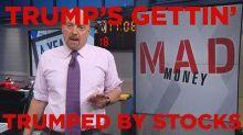 Cramer Remix: Trump has had less of an impact on stocks t...