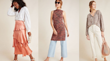 Anthropologie is having a 40 per cent off sale event — hurry, it won't last long!