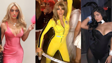 The best and worst celebrity Halloween costumes of 2019