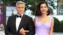 George and Amal Clooney's Most Glamorous Red Carpet Moments