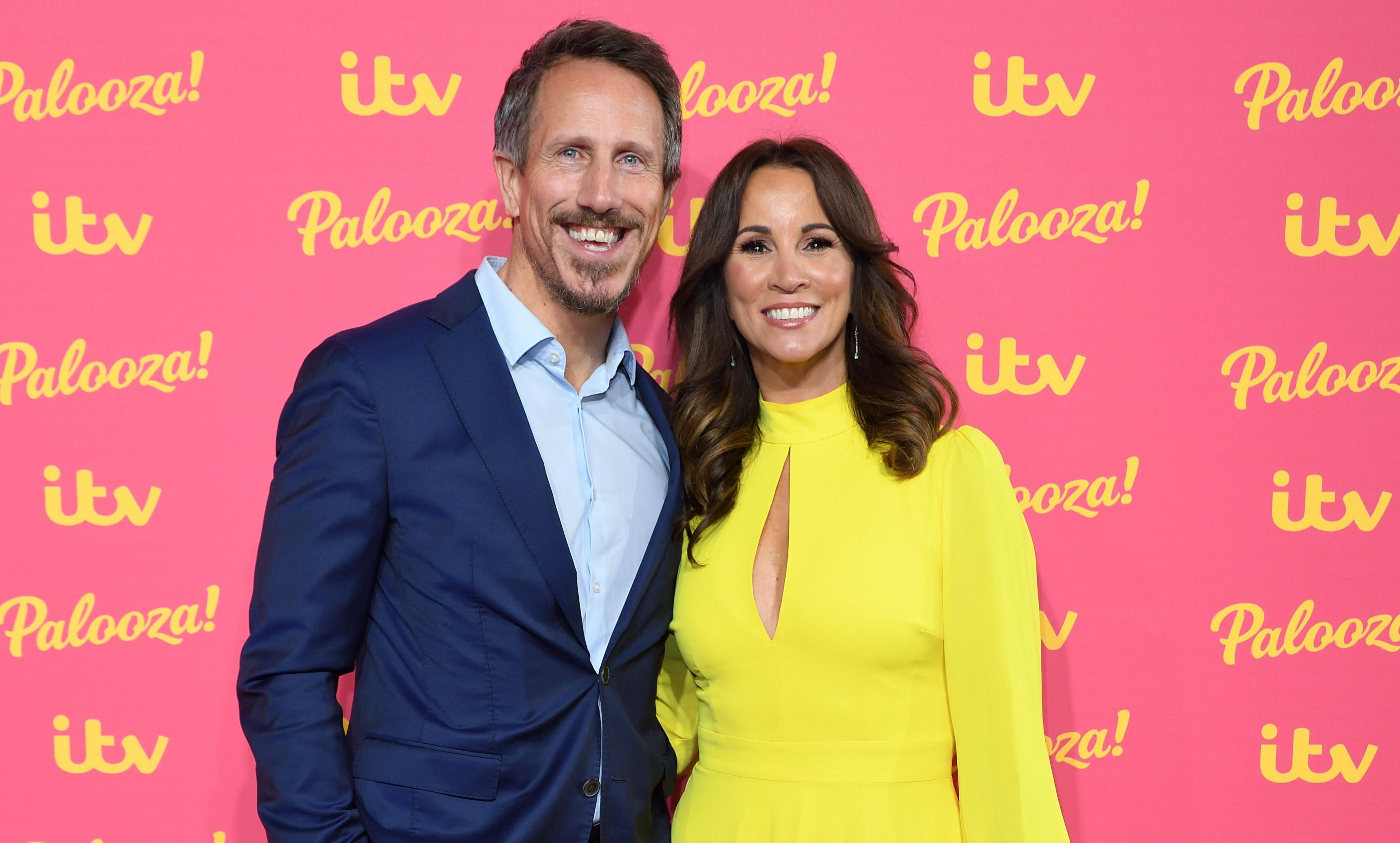 'Loose Women's Andrea McLean having marriage counselling