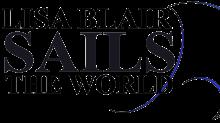 Lisa Blair Sails the World