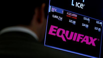 Equifax used 'admin' as username and password