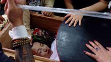 Al menos 38 manifestantes tiroteados en Myanmar en protestas contra el golpe de estado