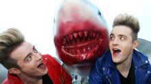 Jedward experience a spot of financial trouble