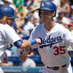 Perfect ten: Sensational rookie Cody Bellinger and steady pitching help Dodgers get rolling