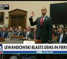 Corey Lewandowski blasts 'circus' House hearing on Mueller report
