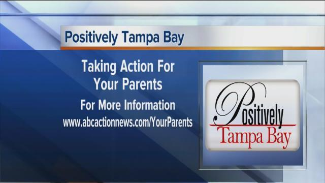 Positively Tampa Bay: 2013 Taking Action for Your Parents Campaign