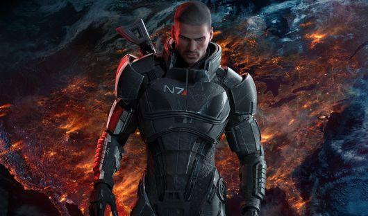 Ex-BioWare writer reveals alternate endings to Mass Effect trilogy