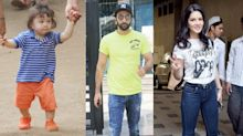 Spotted: Weekend Diaries of Your Favourite Celebs in Pics