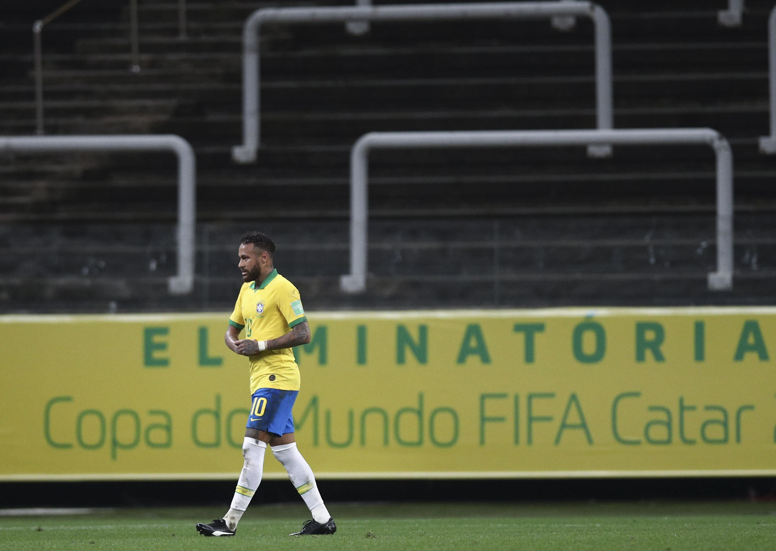 Brazil Argentina Eye Road Hurdles In World Cup Qualifiers