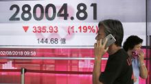 Asian markets extend losses on China-US trade jitters