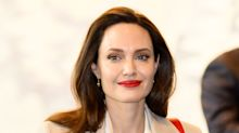 Angelina Jolie On Possible Run For Office: 'Never Say Never'