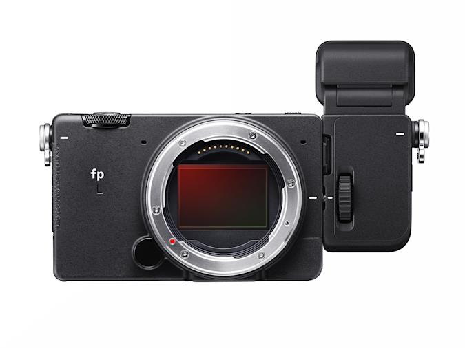 Sigma's fp L is a tiny full-frame camera with a 61-megapixel sensor