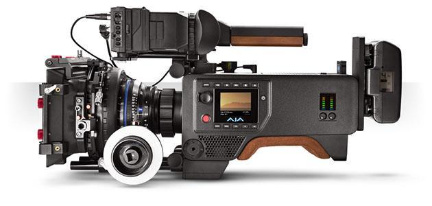AJA's 4K camera runs $9,000, but nobody will mistake you for a tourist