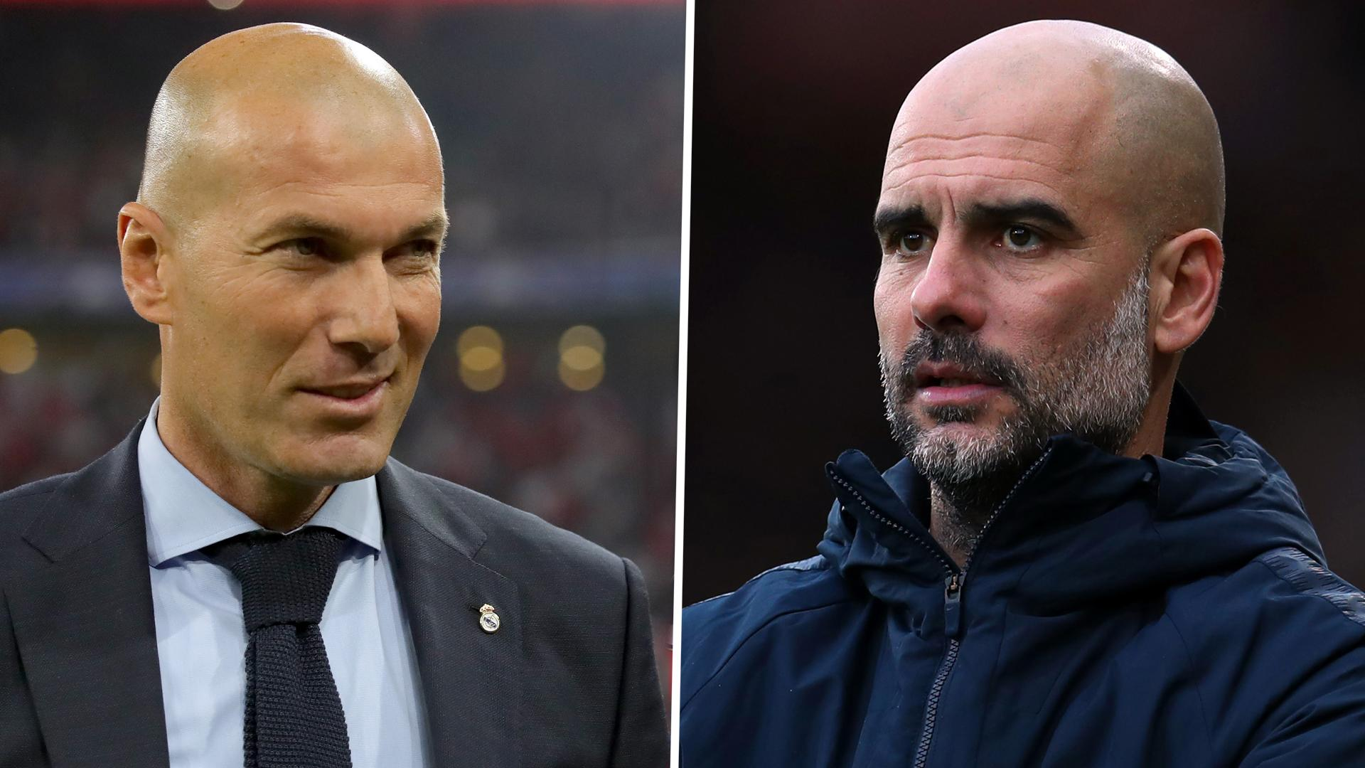 This Is Not Zidane Vs Guardiola It S Real Madrid Vs Manchester