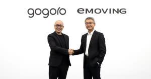 共創綠色移動新願景!eMOVING與GOGORO確立合作關係