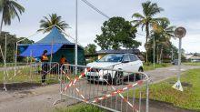 """""""Nos soignants n'ont toujours pas de masques"""", alerte le président des maires de Guyane avant la visite de Jean Castex"""