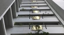 Artist behind 'golden staircase': New artwork at HDB block removed in 'hushed manner'