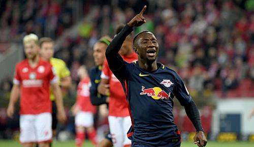 Bundesliga: Kartenflut! RBL ringt Mainz nieder