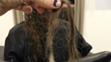 Vídeo chocante viraliza ao mostra problema da queda de cabelo pós-parto