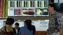 'Calm before storm' as Asian stocks drift higher