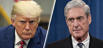 Trump, offering no proof: Mueller committed 'crime'