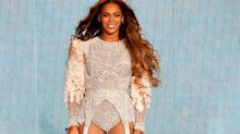 Beyonce Previews Riccardo Tisci's New Burberry During Houston Concert