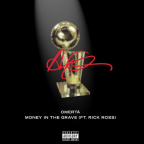 "Drake celebrates the Toronto Raptors with new songs ""Omertà"" and ""Money in the Grave"": Stream"