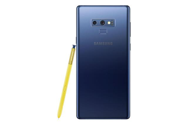 Samsung Galaxy Note 9 vs. last year's Note 8: What's changed?