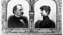 """Frances Folsom y su boda con el """"Tío Cleve"""": la fascinante historia de la primera dama más joven de Estados Unidos"""