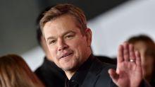 Matt Damon's spending coronavirus crisis in small Irish town, and the locals are loving it