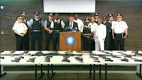 """Chicago police """"outraged"""" over weekend gun violence"""