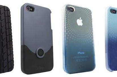 iFrogz iPhone 4 cases work with Verizon phones -- we're giving away four