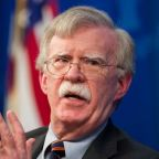 John Bolton posts cryptic message implying Trump's White House trying to silence him