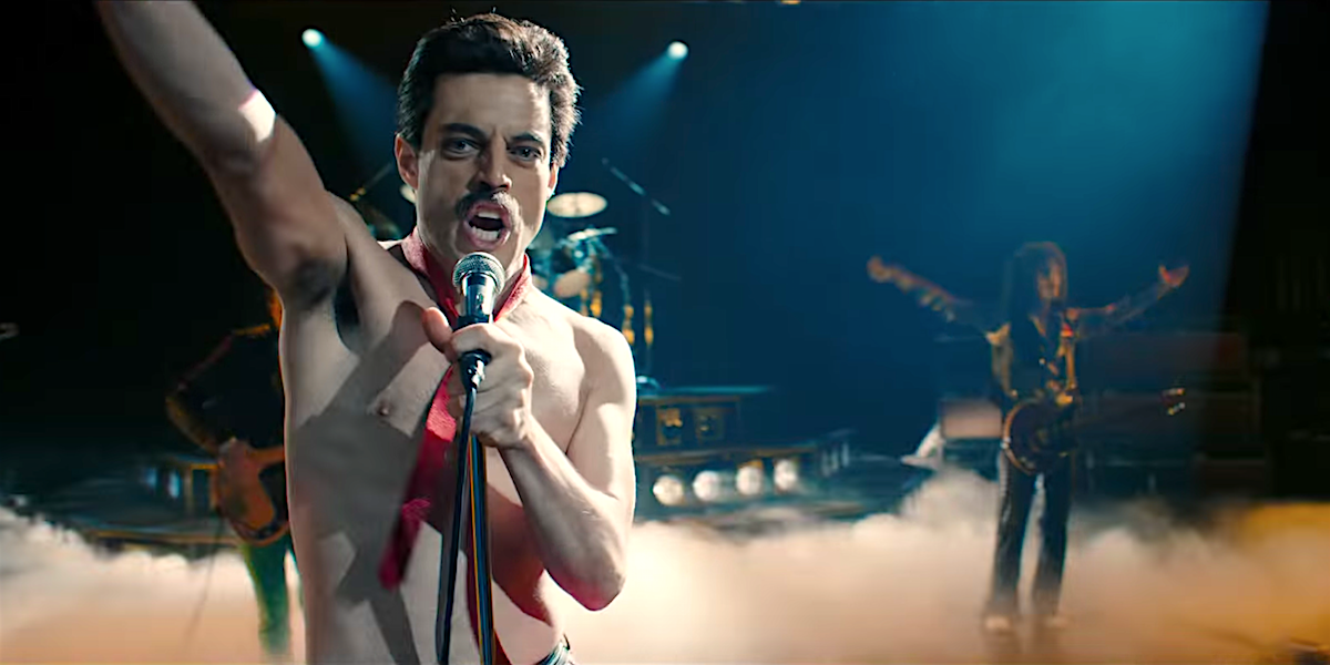 The New 'Bohemian Rhapsody' Trailer Goes Inside the Making of Queen's Greatest Hits