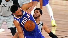Simmons struggles but 76ers net NBA win
