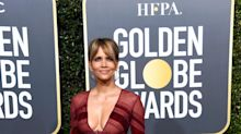 Twitter thinks Halle Berry, 52, won best-dressed at the Golden Globes: 'She is hot as hell'