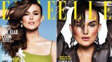 Beauty Breakdown: Keira Knightley's September ELLE Covers