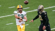 Aaron Rodgers eager for Green Bay Packers to finally play in NFL London Games: 'I'm excited to get over there'