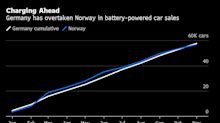 Europe Pushes on With Gigafactory Plan to Rival Tesla