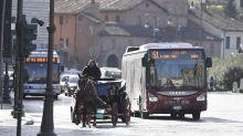Domenica ecologica a Roma: blocco totale auto, potenziata rete bus e metro