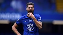 Olivier Giroud keen to stay at Chelsea despite Juventus interest