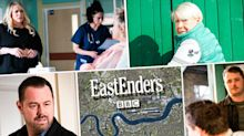 Next week on 'EastEnders': Linda rushed to hospital, Ben and Callum return, plus Mo's exit revealed (spoilers)