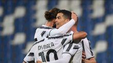 Ronaldo llega a los 100 goles con la Juve en crucial triunfo ante Sassuolo