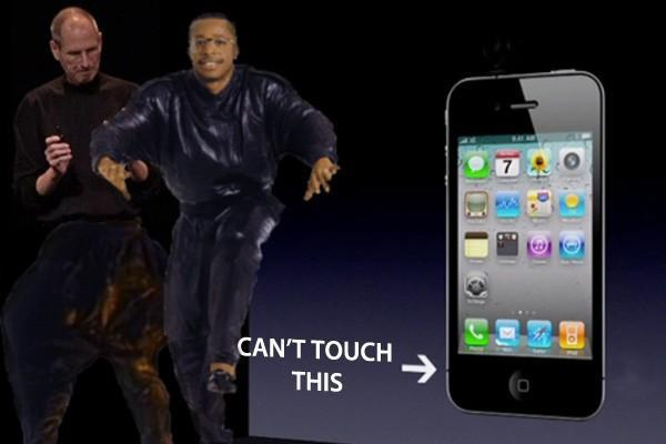 Some iPhone 4 models dropping calls when held left-handed, including ours (Update: Apple responds)