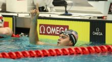 Andrew powers to 100m fly win in impressive 50.80sec