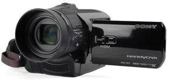 Sony's HDR-HC9 camcorder gets reviewed